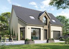 maison personnalisable hexa style combles gi maisons hexagone bd 1