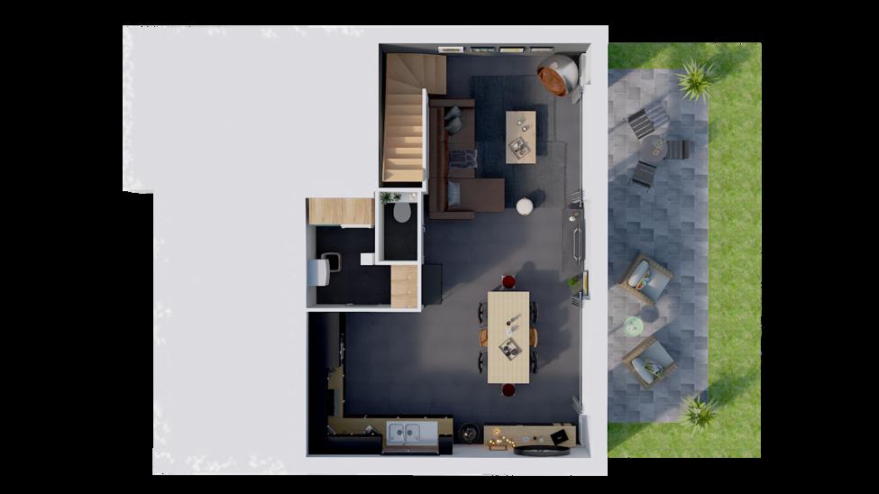 maison personnalisable pdv hexa adapt gi etage