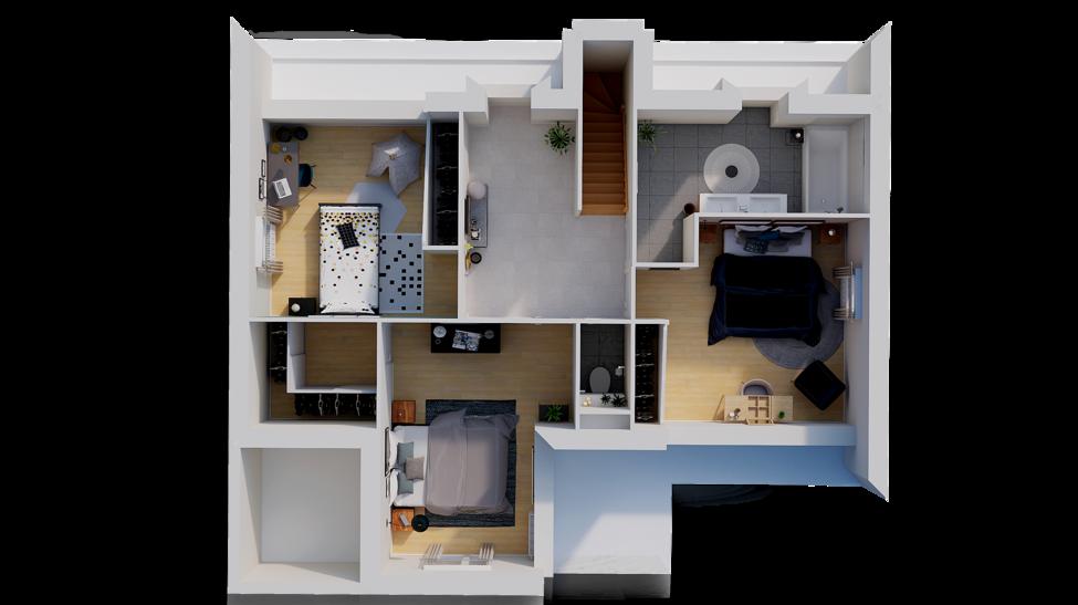 maison personnalisable pdv hexa combles l gi etage