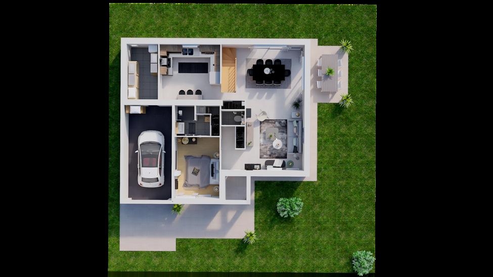 maison personnalisable pdv hexa combles l gi rdc